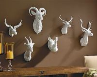 Animal Head Wall Art | Cohabitation With Design