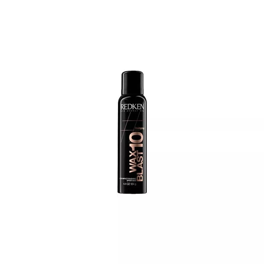 Vernis Spray Action Spray Cire Wax Blast 10 Texture Redken - Achat Vente