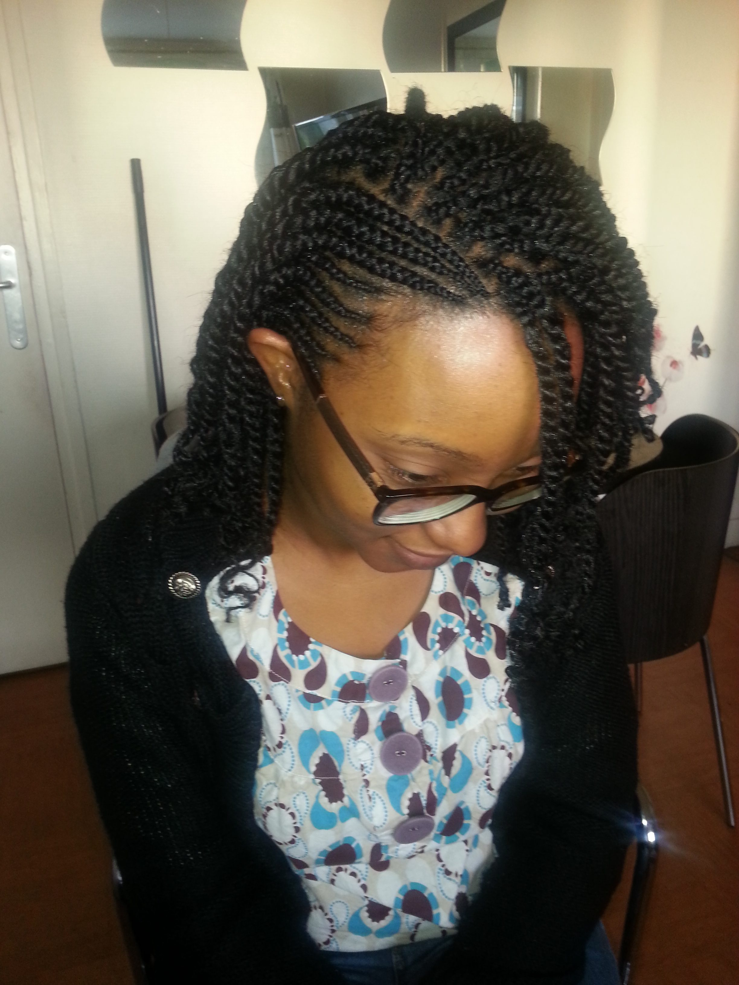 Coiffure Afro E Coiffure Vanille 2 Fanny Coiffure Afro