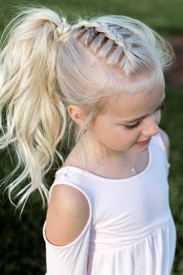 Coiffure Mariage Cheveux Courts Petite Fille
