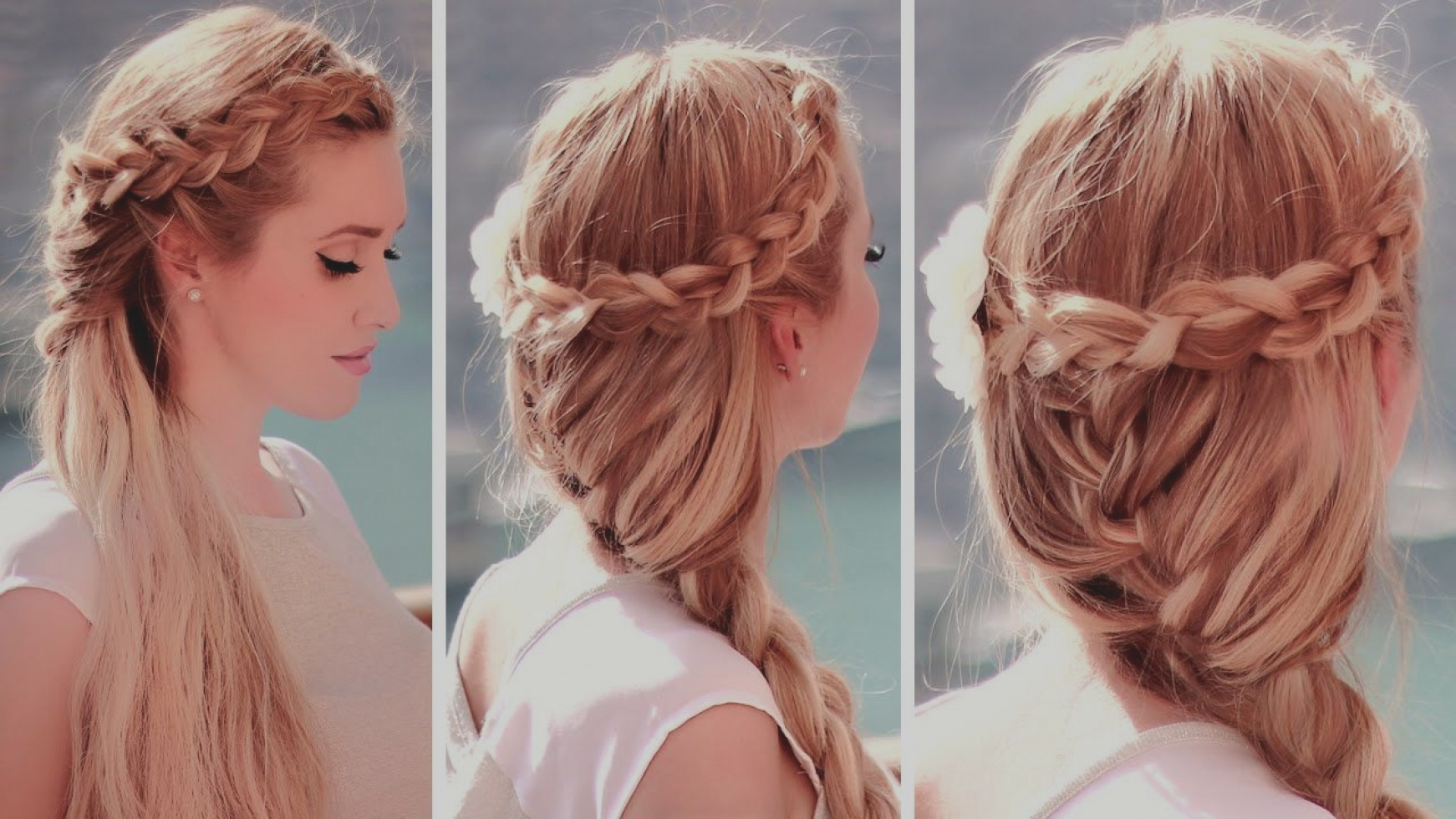 Coiffure Mariage Simple Cheveux Courts Coiffure Facile Cheveux Mi Long Soirée Coiffure Simple