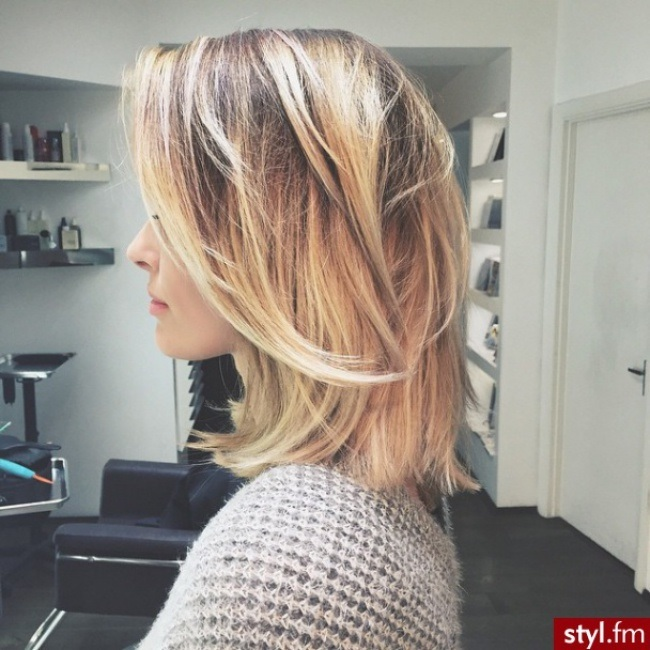 Lässige Frisuren Lange Haare Coupes Cheveux Mi-longs Les Plus Fashion En 2018/2019
