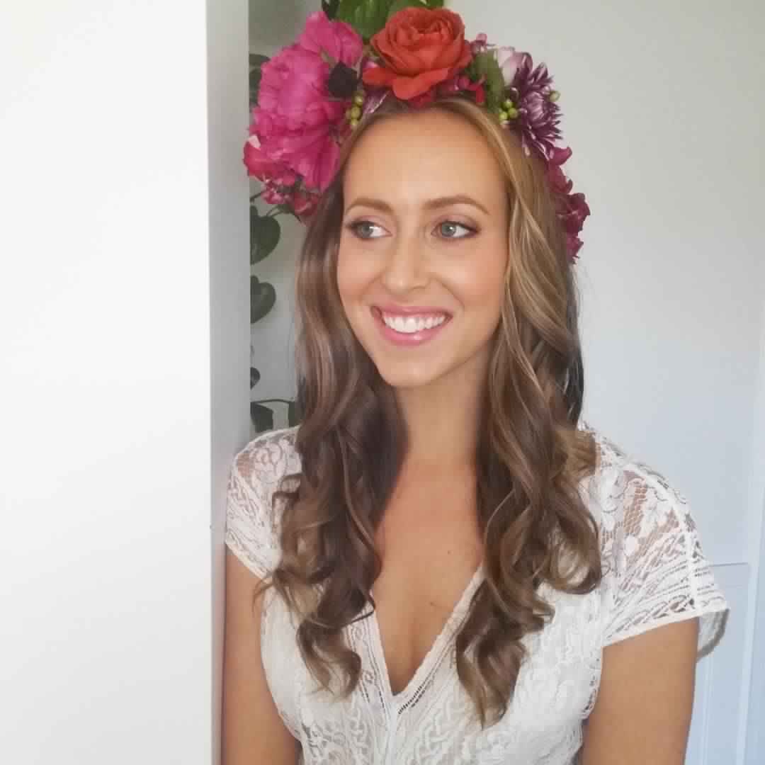 Coiffure Mariage Simple Et Chic Belle Coiffure Mariée 2018 2019 Coiffure Simple Et Facile