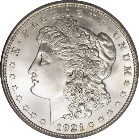 1921-D Morgan Silver Dollar Coin Value