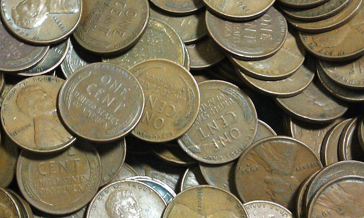 Unsearched Wheat Cents Archives Copper Pennies