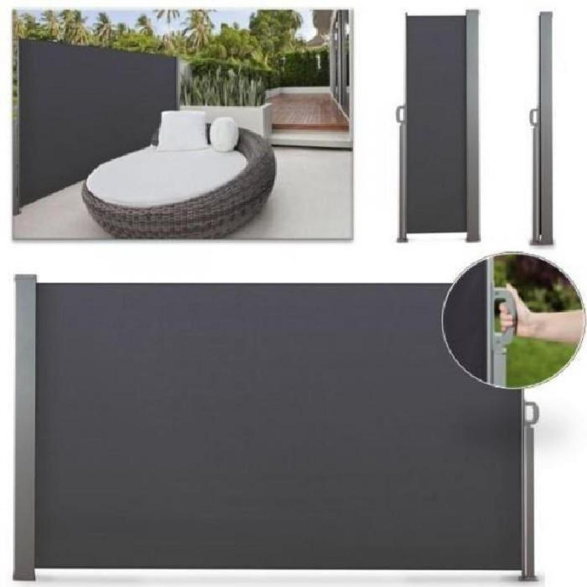 Exterieur Terrasse Gifi Paravent Rtractable Extrieur Gifi Beautiful Paravent