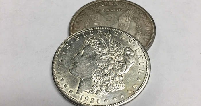 1921 Silver Dollar Value - How To Determine If You Have A 1921