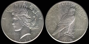 1928 Peace Dollar is a classic and under-appreciated design