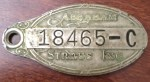 A&S Charge Token with account number
