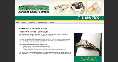 Northeastern Jewelers & Gold Staten Island, NY | CoinShops.org