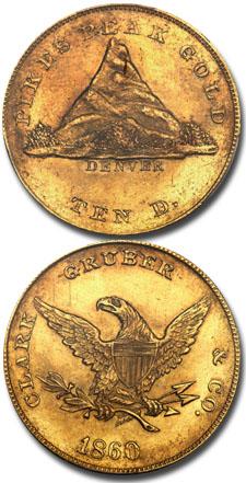 1860-clark-gruber-ten-dollars
