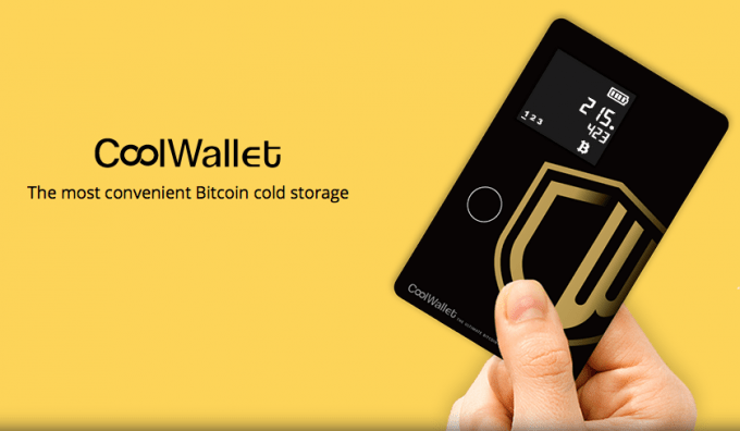Coolwallet The Bitcoin Wallet That Fits Right Into Your