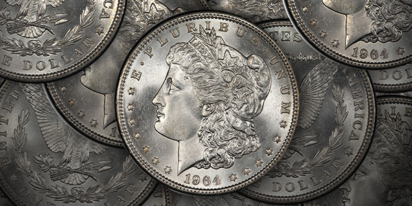Classic US Coins Does a 1964 Morgan Silver Dollar Exist?