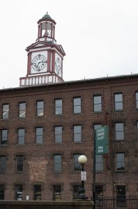 Sede da DEC, em Massachusetts.