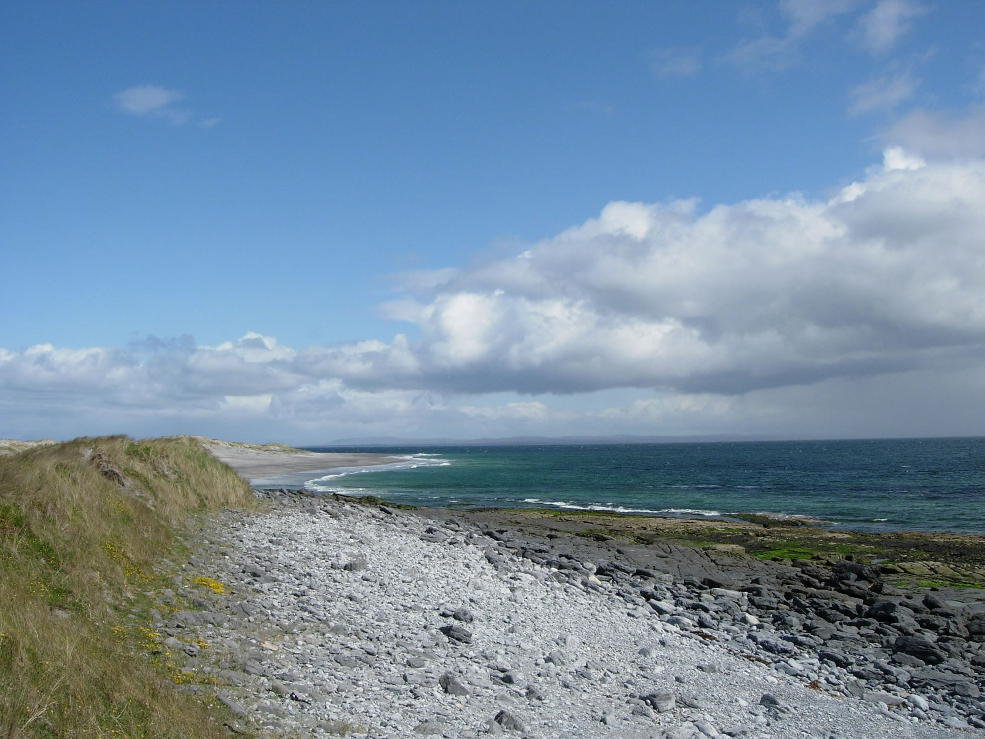 Inis Meain - Beach