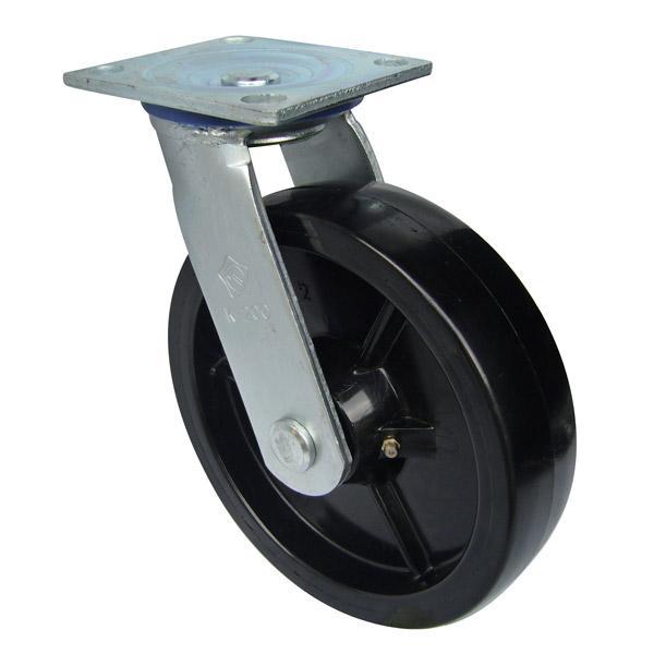 Bánh xe Càng K xoay, không thắng, bánh xe PA