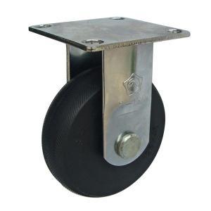 Sản phẩm Càng C130 cố định, bánh xe cao su của công ty cổ phần Làng Rùa