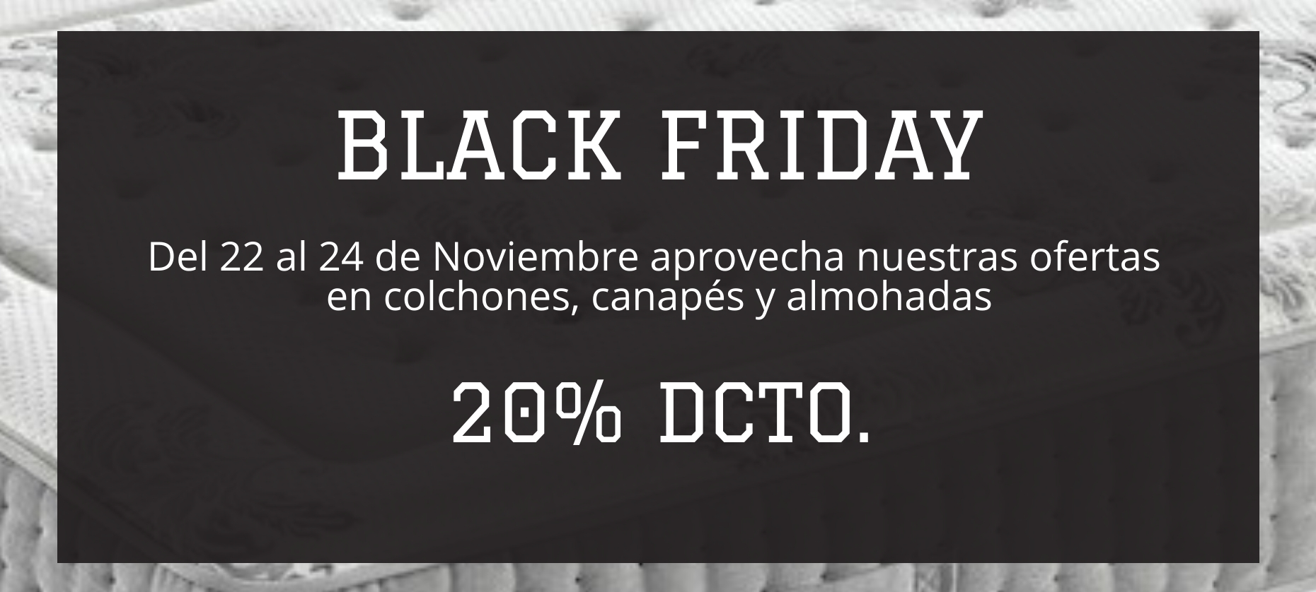 Canape Black Friday Black Friday Colchones Colchones Viscoelastica Latex Y Gel