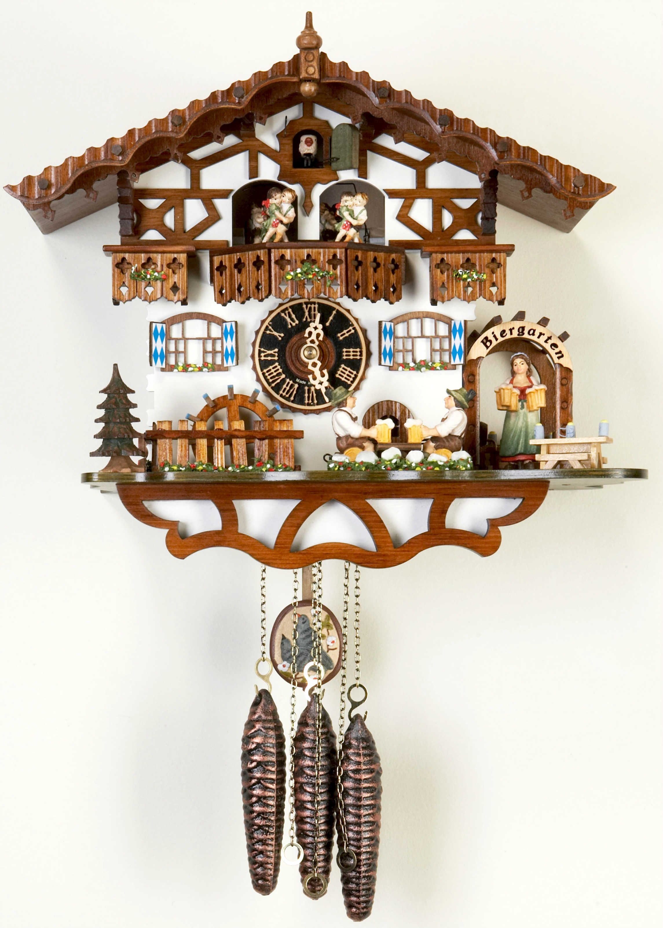 Cool Cuckoo Clocks When The Blue Bird Tweets Cold Clips
