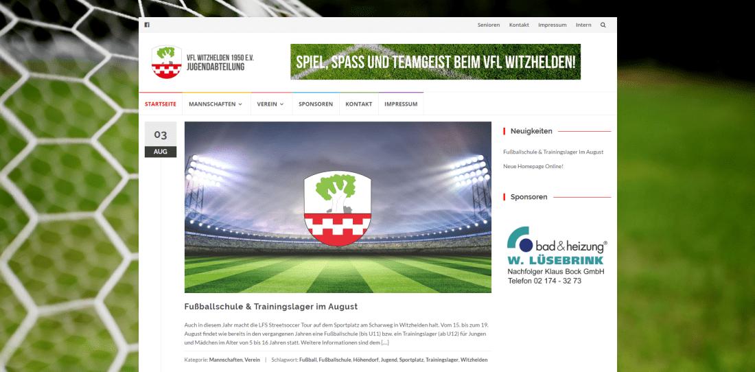 VfL Witzhelden 1950 e.V. - Startseite