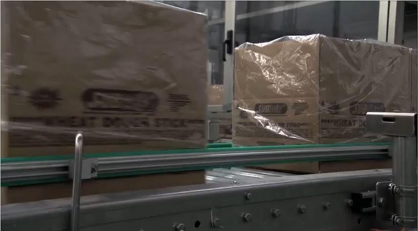 Subway Supply Chain