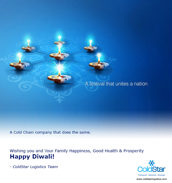 ColdStar Diwali Greeting