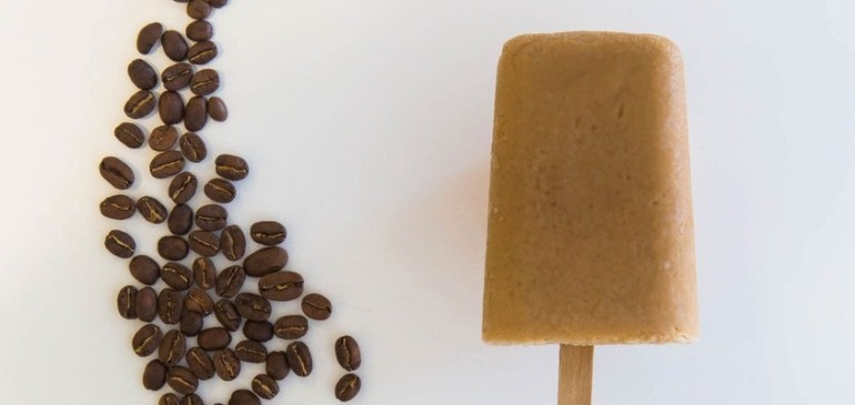 Cold Chain Quickie #21- Iced Coffee Popsicles