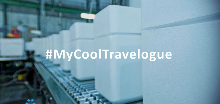 Cold Chain through the Eyes of a Pharmaceutical Box (Part 1) #MyCoolTravelogue