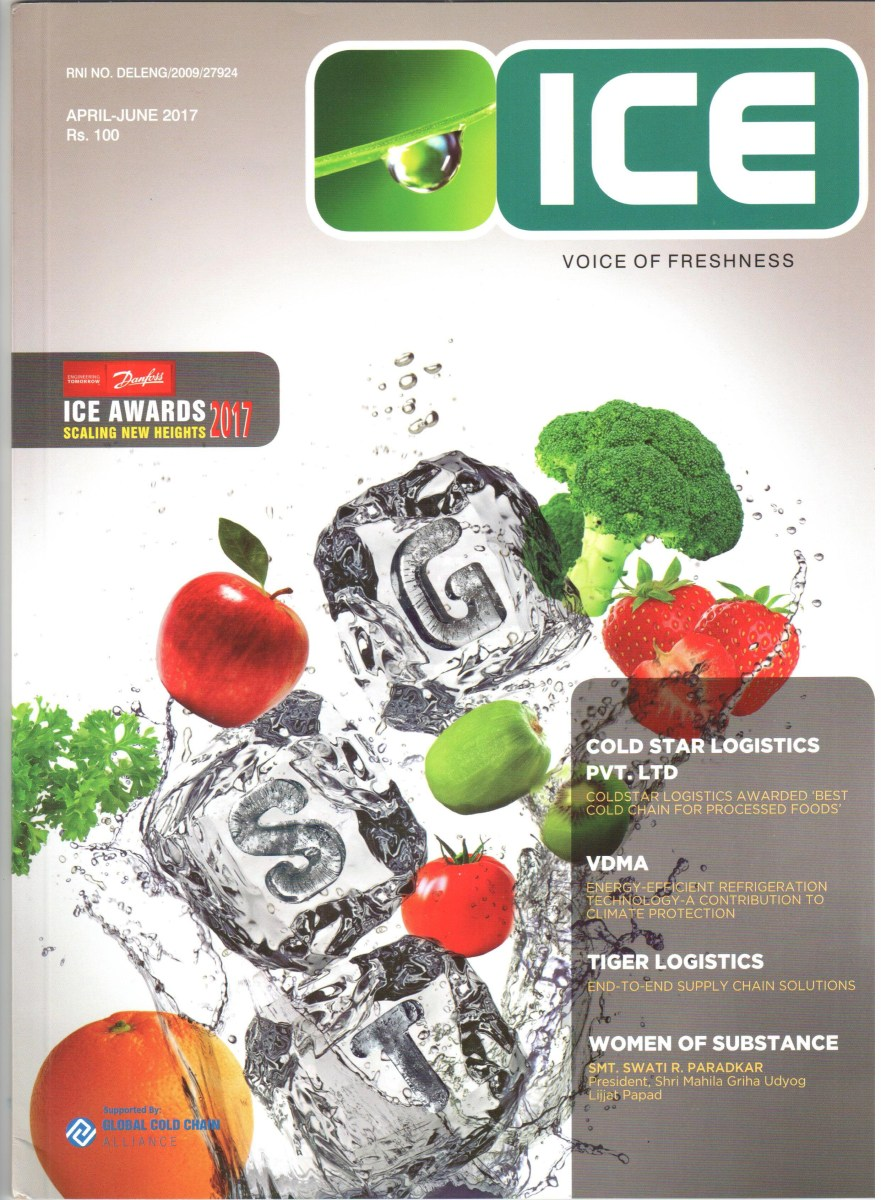 ⭐ We've Been Featured in ICE Magazine's Latest Issue