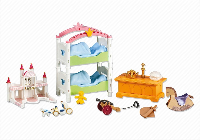 Chambre Princesse Playmobil | Chambre Élégant Chambre Playmobil ...
