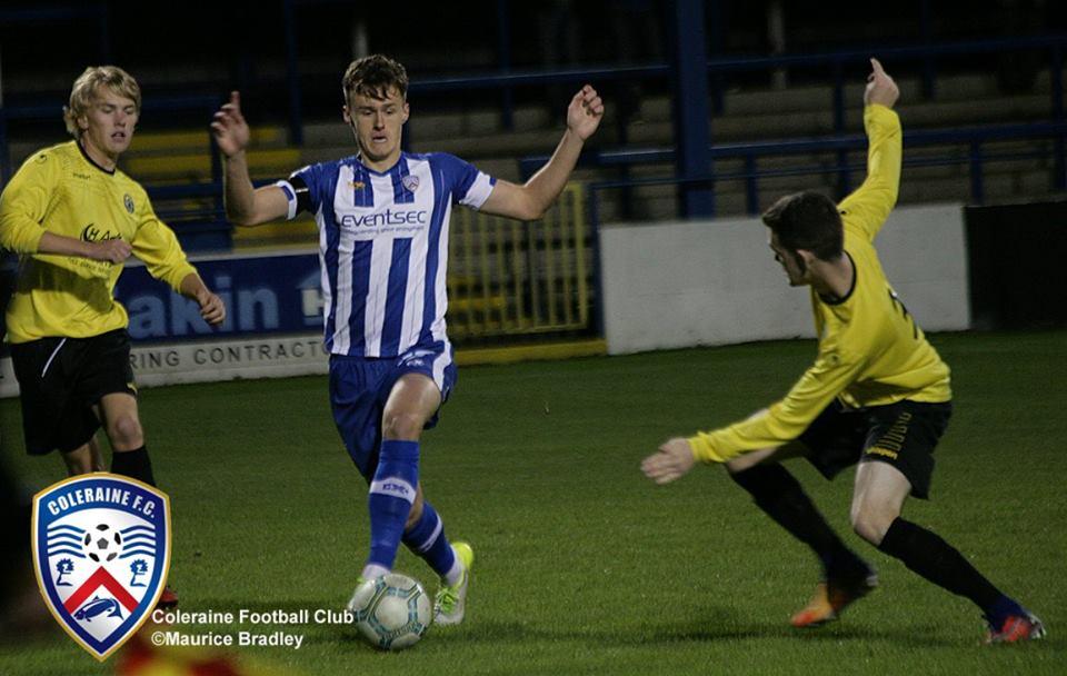 North West Cup Final Date Arranged Coleraine Fc