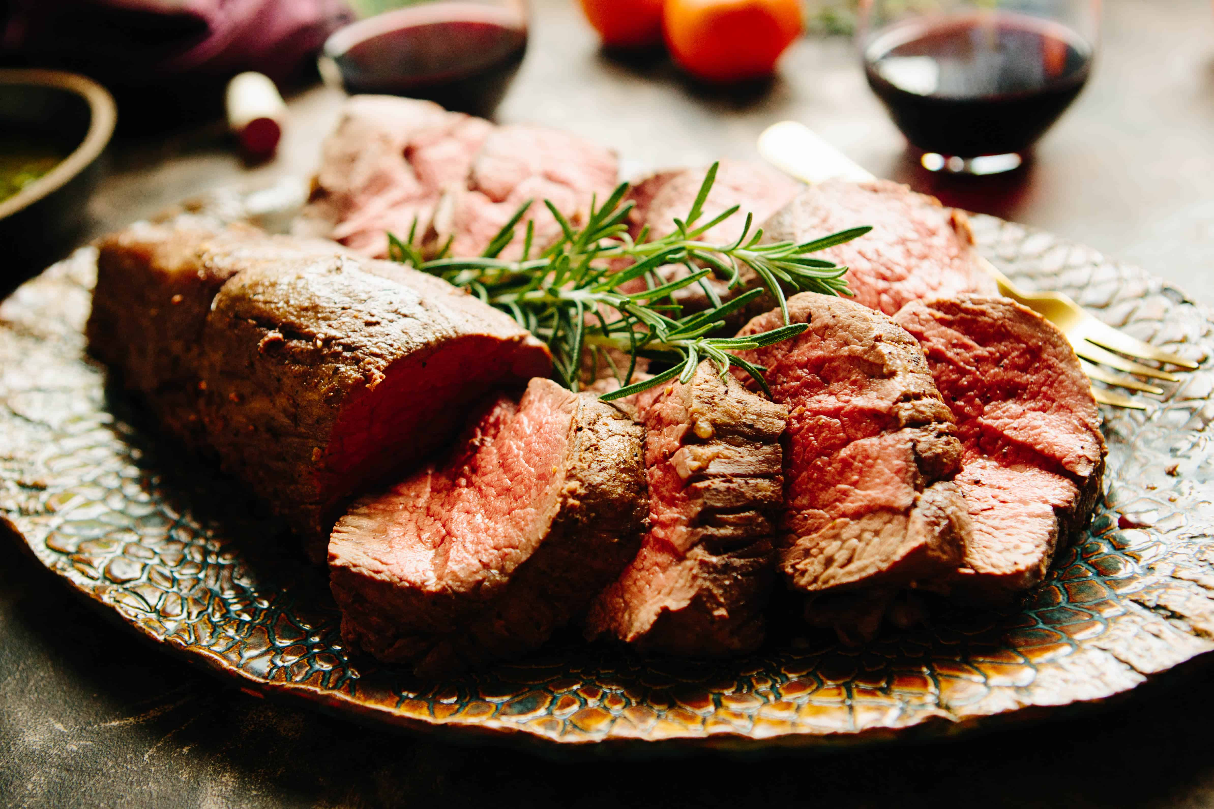 Whole Cow Meat Whole Roasted Beef Tenderloin Coley Cooks