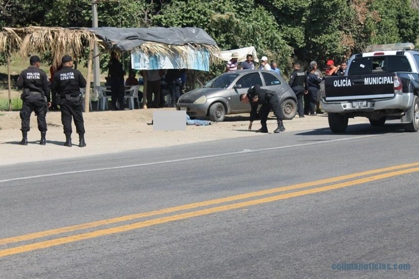Eran michoacanos los ejecutados ayer en Manzanillo