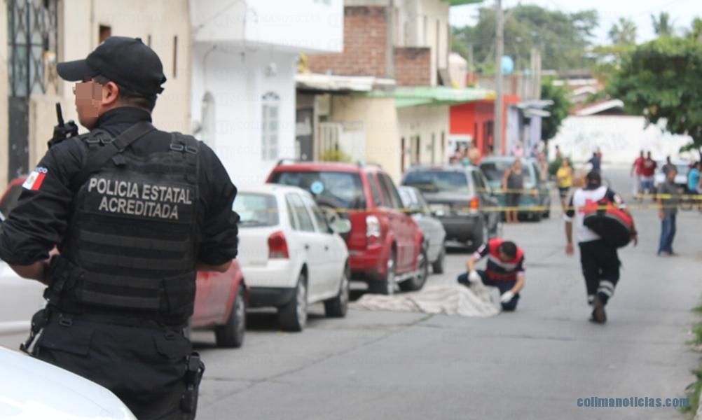 A balazos matan a mujer en la San José