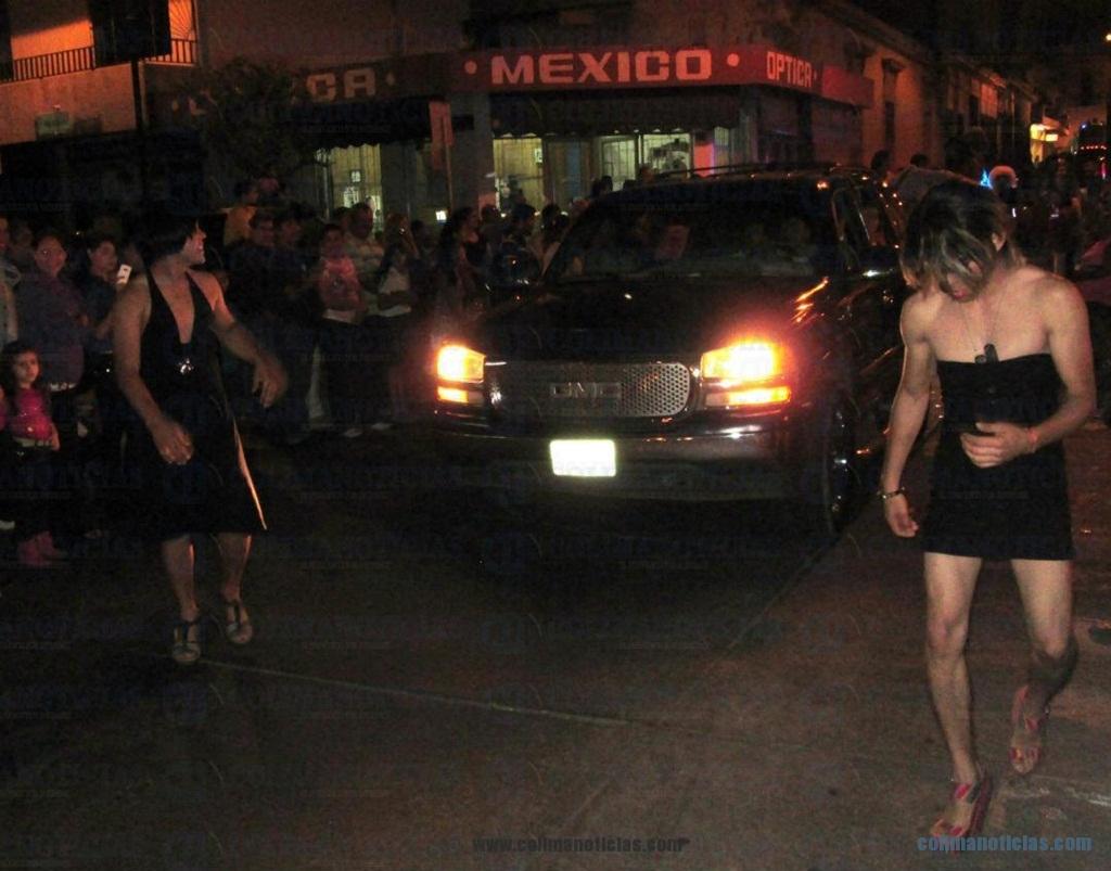 En Cabalgata de La Gasolina no deberán mostrar ropa interior ni partes íntimas