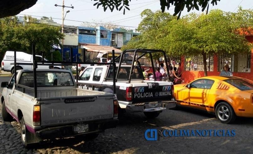 Un muerto y un herido durante balacera en colonia M. Dieguez