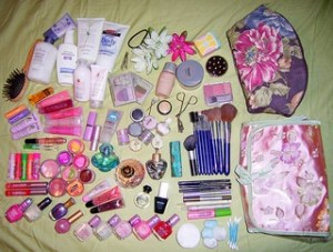 EU Cosmetic Product Categories