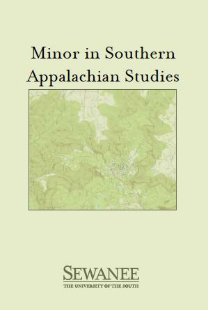 minor brochure cover