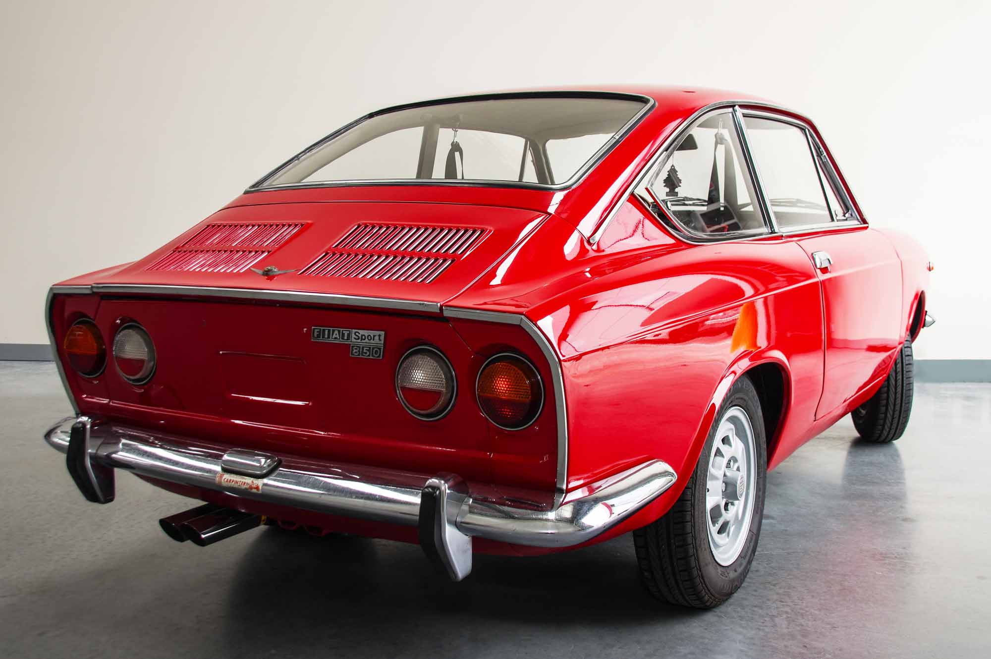 Fiat Coupe Fiat 850 Coupe Collectable Classic Cars