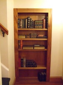 Holly Black's Secret Library Door #1