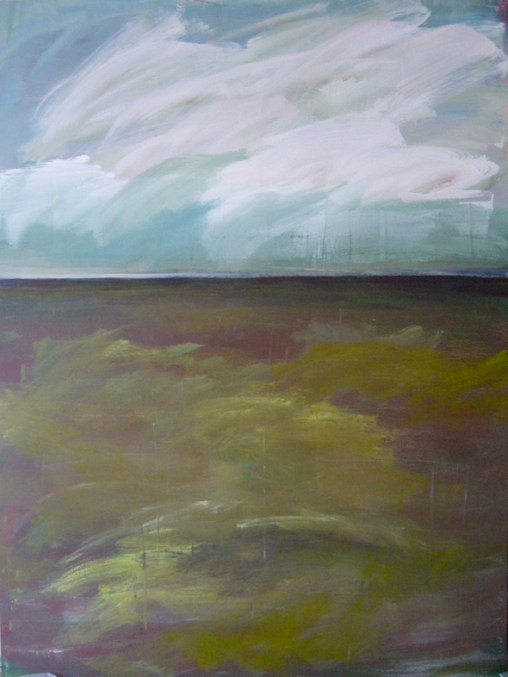 greenfield landscape painting clouds buying canadian art janet bright