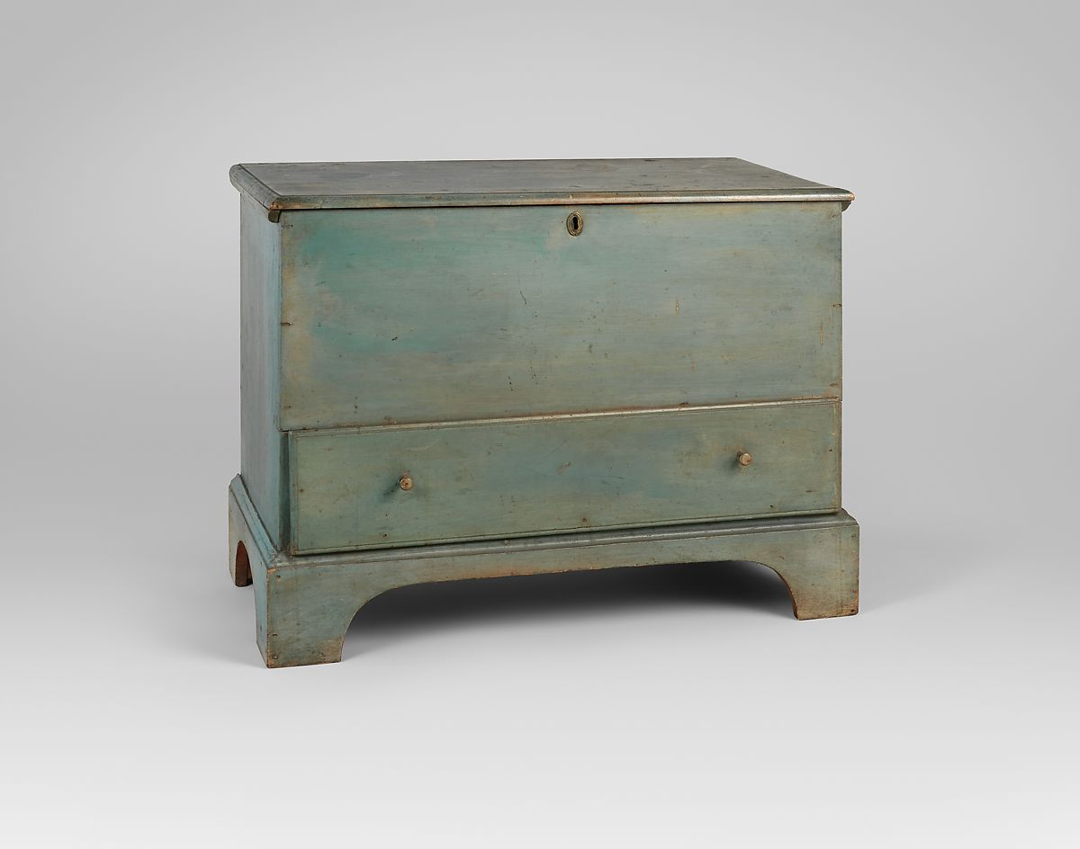 Wood Blanket Box Blanket Chest American Shaker The Met