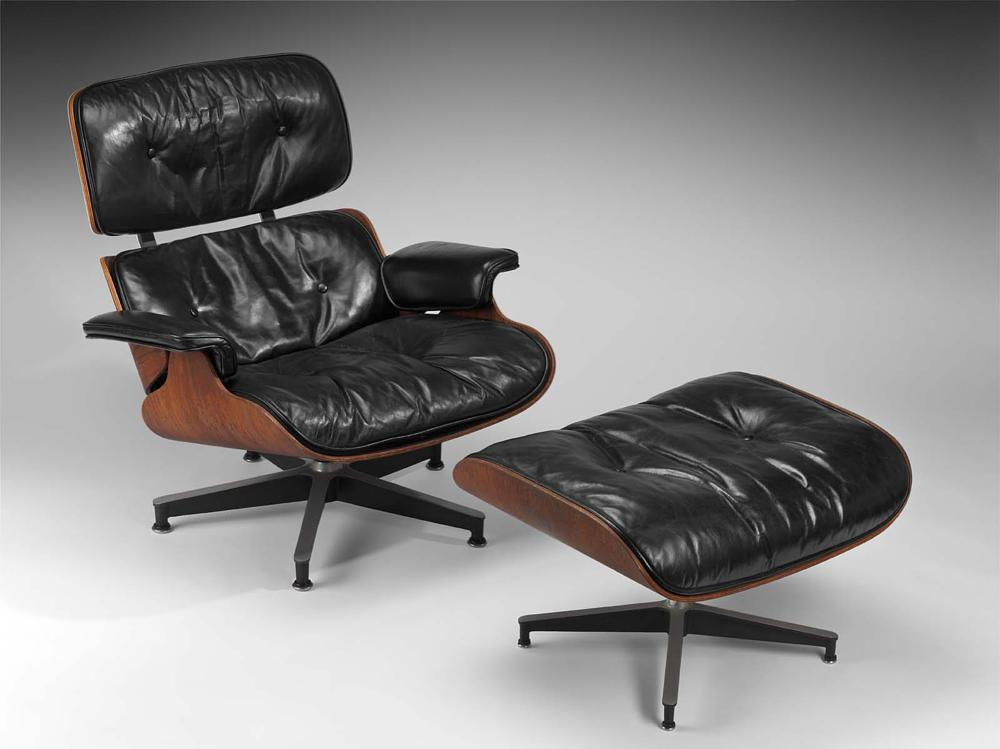 James Eames Lounge Chair James Eames Lounge Chair
