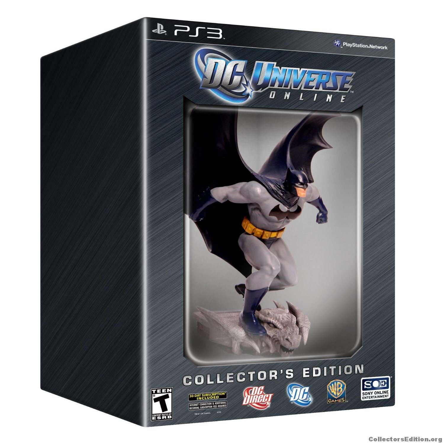 Edition For Ps3 Collectorsedition Org Dc Universe Online Collector S Edition