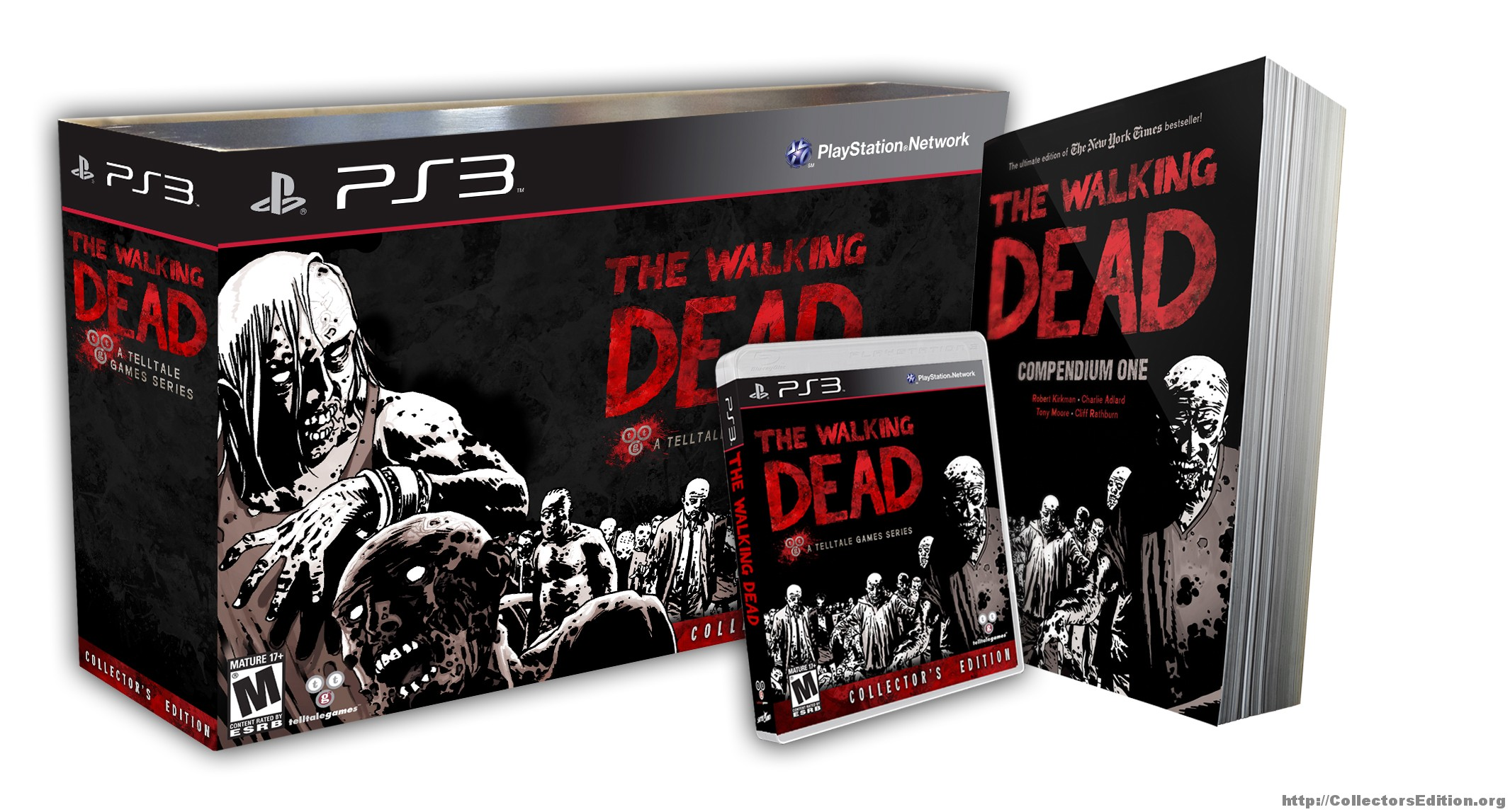 Edition For Ps3 Collectorsedition Org The Walking Dead Collector S Edition Ps3 1