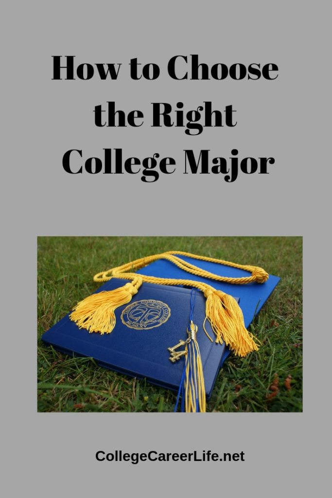 How to Choose the Right College Major - College, Career, Life