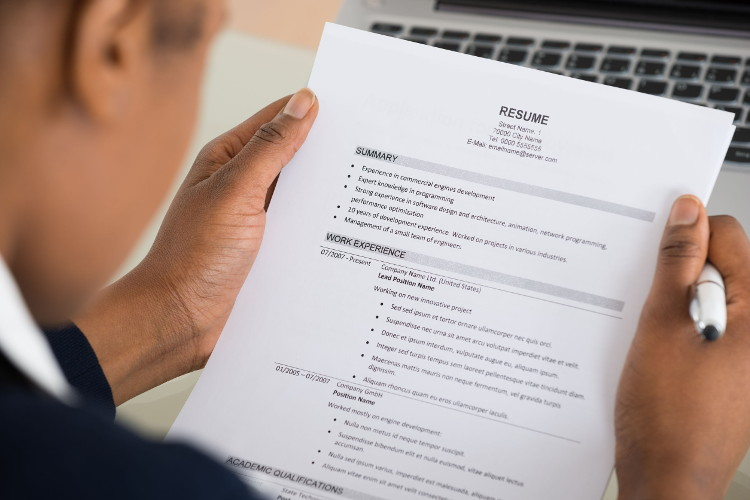 10 Things You Didn\u0027t Realize Your Resume Shows About You - filename for resume