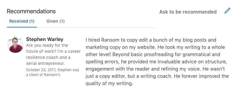 How to Use LinkedIn (With LinkedIn Summary Examples for Students)