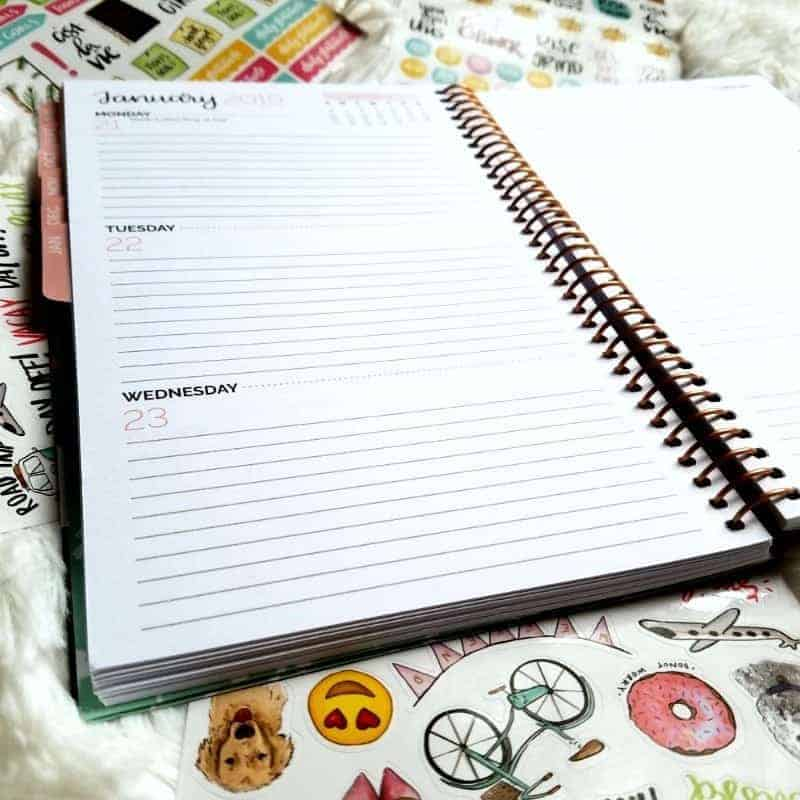 Student Planner Shopping for College? Read This Bloom Review FIRST