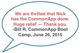 Bill-R-CommonApp-Boot-Camp